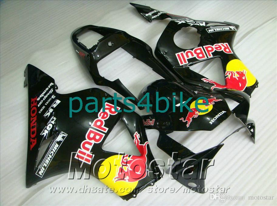 Injection molding fairing kit for Honda CBR900 RR fairings 954 02 03 CBR 954RR bodywork CBR900RR 2002 2003 yellow red black fairings HS2