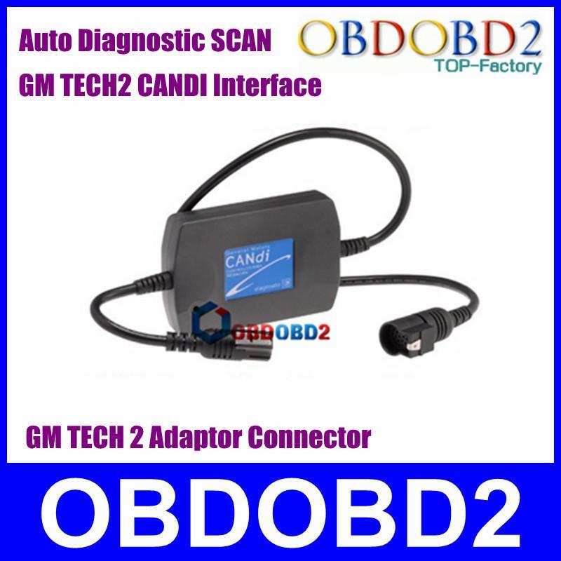 cnpfree shipping auto diagnostic connector gm tech 2 candi. Black Bedroom Furniture Sets. Home Design Ideas