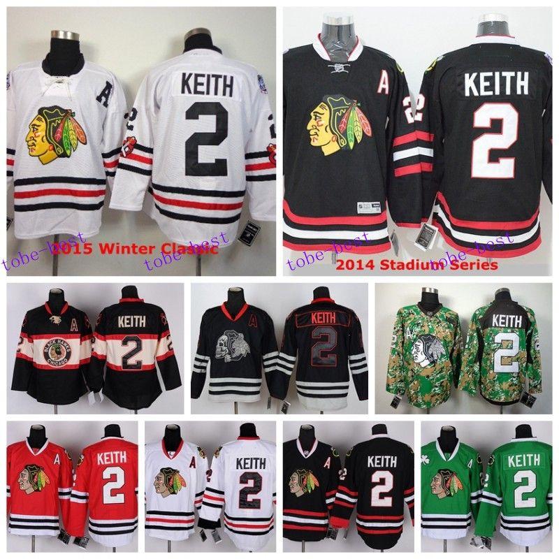 super popular cfa98 b5acc nhl jerseys chicago blackhawks 2 duncan keith a patch white ...