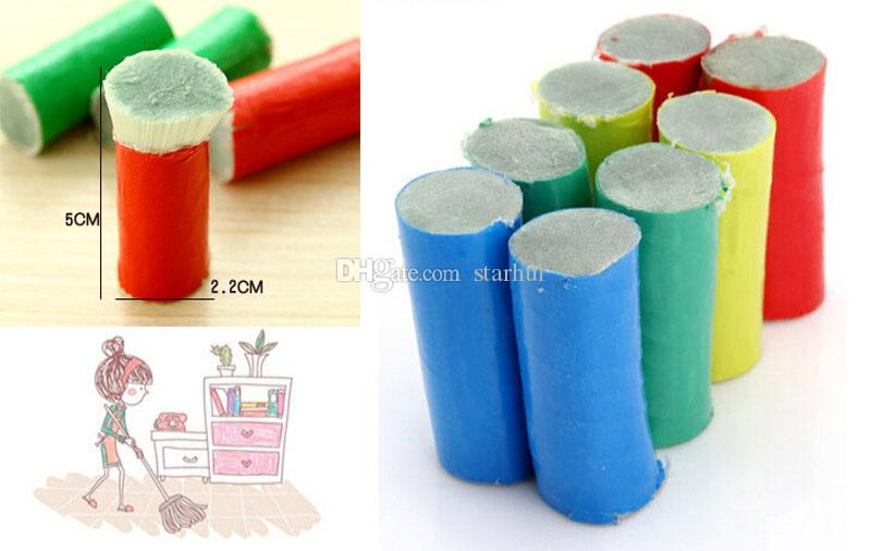 Magic Stick Stainless Steel Decontamination Cleaning Brush Metal Rust Remover Cleaning Stick Wash Brush Pot WX9-159