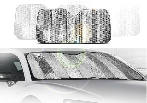 Window Foils Windshield Sun Shade Car Windshield Visor Cover Block Front  Window Sunshade UV Protect Car Window Film 130 60cm Or 140 70cm Child Car  Window ... 78cb82ad58d