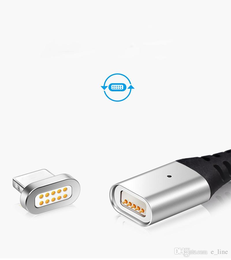 Micro Usb Auf Micro Usb Kabel Elough E06 Micro Usb Magnetkabel Für ...
