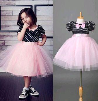 2019 Girls Fancy Dress Costume Kids Child Girls Formal
