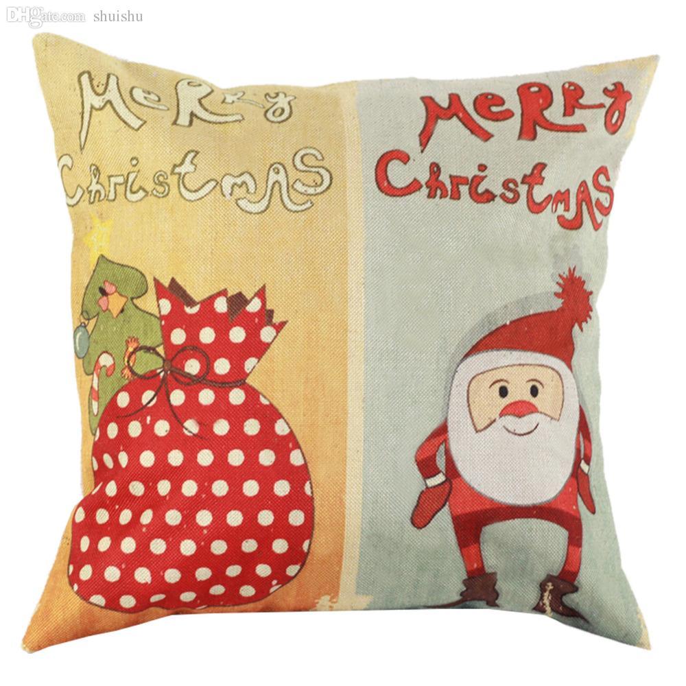 Wholesale Hot Sale Home Decorative Pillowcase Nightmare Before