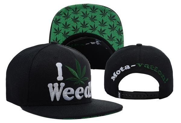 46fef5c2638 DGK I Love Weed Snapback In Black Red Green Blue Yellow Snapback Caps Most  Popular Adjustable Sports Hats Flat Caps For Men Womens Baseball Hats From  ...