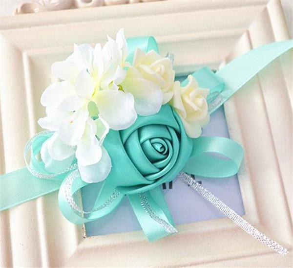 2018 wrist corsage artificial silk flowers hydrangea petal foam rose 2018 wrist corsage artificial silk flowers hydrangea petal foam rose ribbon roses wedding bridalbridesmaid wrists flower from xiaorong2010 248 dhgate mightylinksfo
