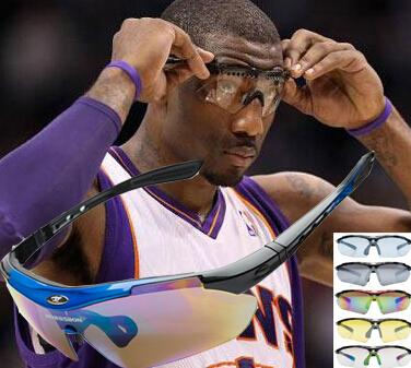 68d654cd77a3 Top Quality Amare Stoudemire Sports Glasses With Customized Myopia Lens  Cool Basketball Sunglasses Eyeglass Frames Repair Eyeglass Frames With  Rhinestones ...
