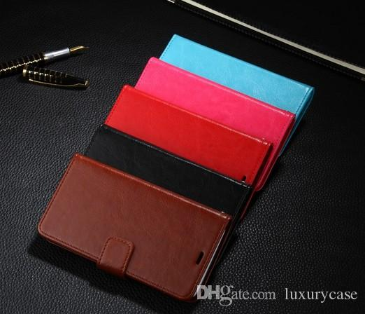 بارد حبال ل meizu meilan 2 حالة رقيقة جدا الغطاء الخلفي محفظة فاخرة فليب حالة جلدية ل meizu meilan 2 noblue 2 m2 مصغرة