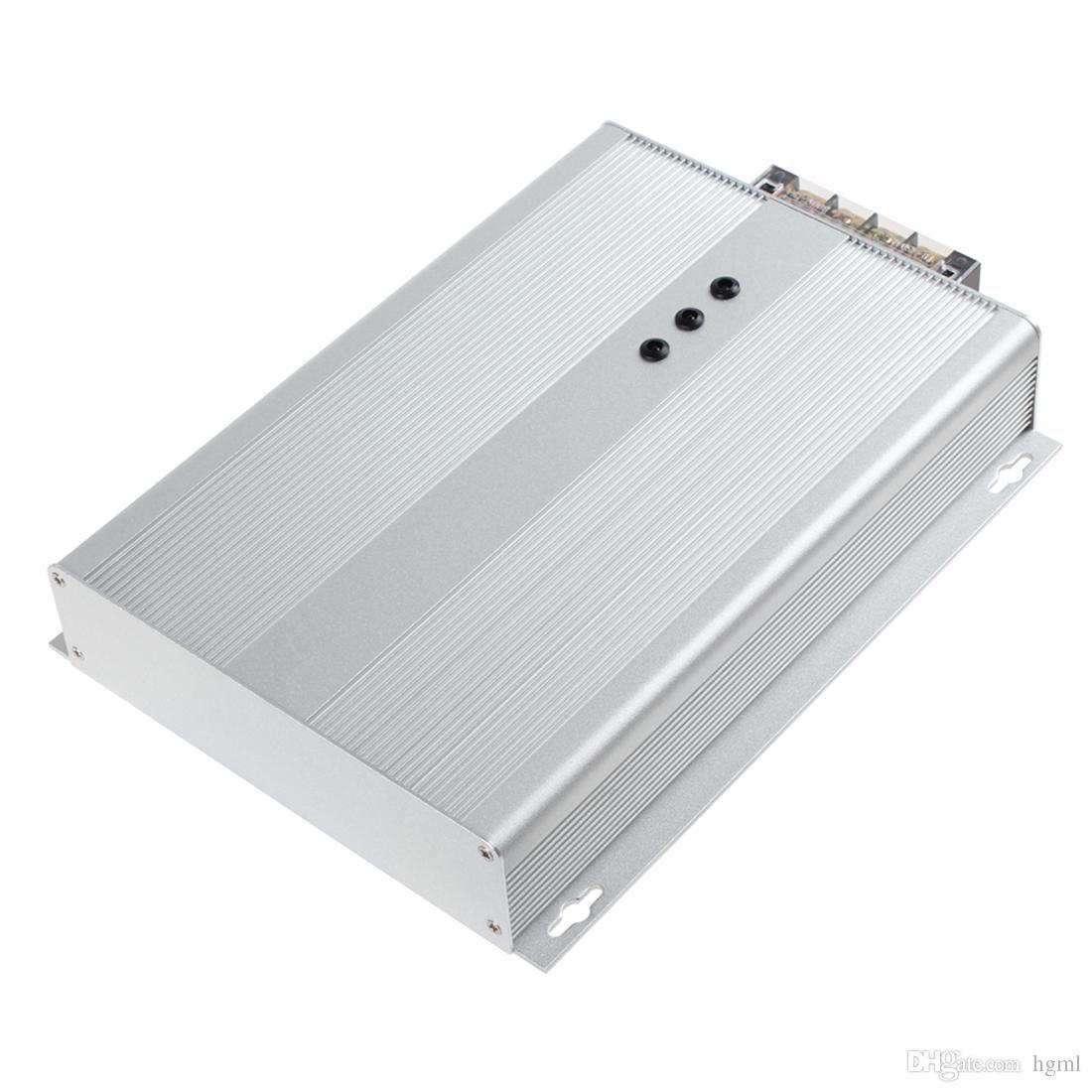 US EU UK fiche 45KW / 60KW Économiseur d'énergie Intelliworks Energy Savers Économiseur d'énergie triphasé CA 90-400V pour économie d'énergie Économie d'énergie 35% EGS1B0