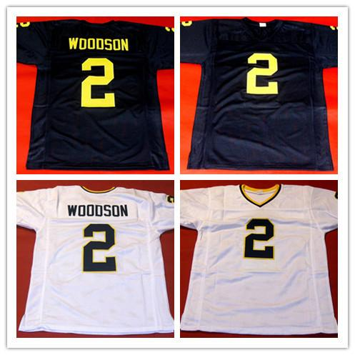 Factory Outlet- Charles Woodson Jersey 94c0901e7