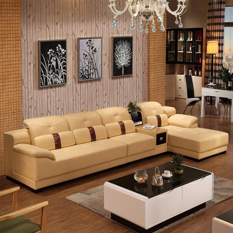 online cheap modern genuine leather sofa in sofa furnitureliving room furniture pufull grain genuine leather couch 603 by tengtank dhgatecom. beautiful ideas. Home Design Ideas