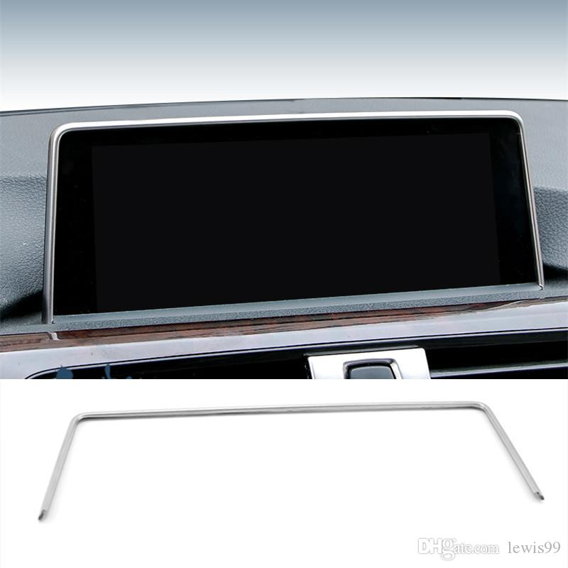 2018 car inner console gps navigation nbt screen frame cover trim 2018 car inner console gps navigation nbt screen frame cover trim accessories for bmw 1234 series 3gt f30 f31 f32 f34 f36 316i 320 from lewis99 thecheapjerseys Image collections