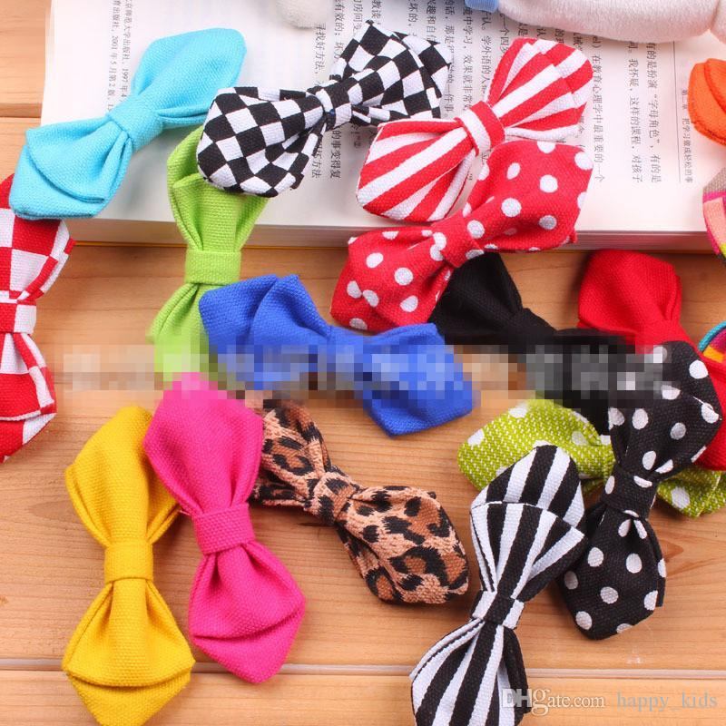 Apparel Accessories Boy's Tie Mix-color Plaid Shape Baby Photography Tie Costume Photo Props Baby Girls Boys Cute Fashion Necktie Selected Material