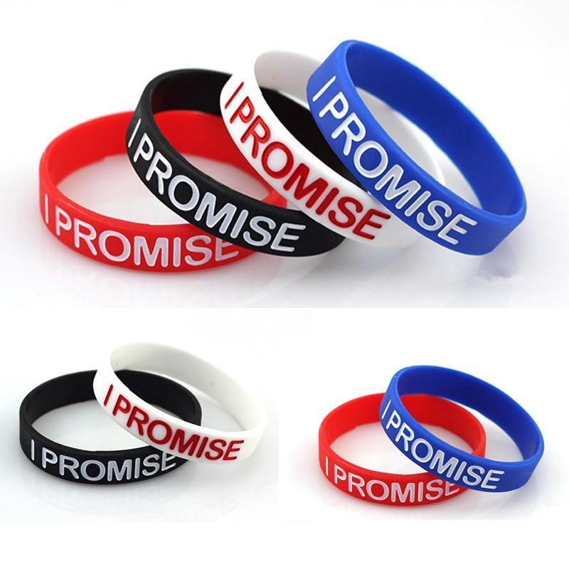 a111380bbf7 ... pulseira masculina · lebron james i promise silicone bracelet printed  logo wristband bracelet p0588 bracelet material bracelet bangle bracelet ...