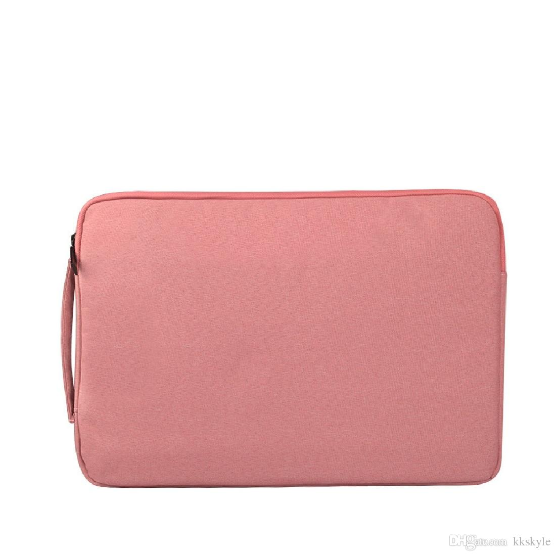 Laptop Sleeve 15,6 polegadas, tecido repelente de água saco de proteção caso para Asus F555LA / MB168B / X551 / Aspire Acer / Chromebook 15/15