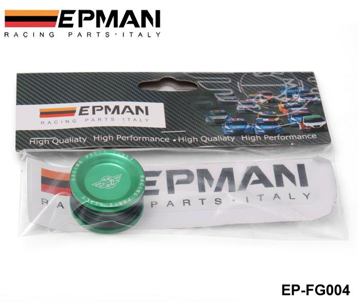 TANSKY - EPMAN EPMING Engine Billet Cam Plug Fover Fit dla Honda CRV B20 EP-FG004 H. Q.