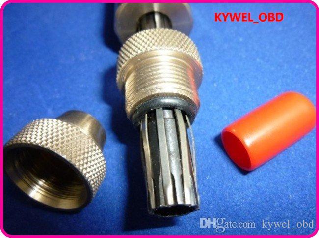 GOSO Gelişmiş Ayarlanabilir Manipülasyon 7 Pin Boru Kilit Seti Seti 7.0mm / 7.5mm / 7.8mm Çilingir Araçları Kilit Açıcı Kilitleme Kilitleme