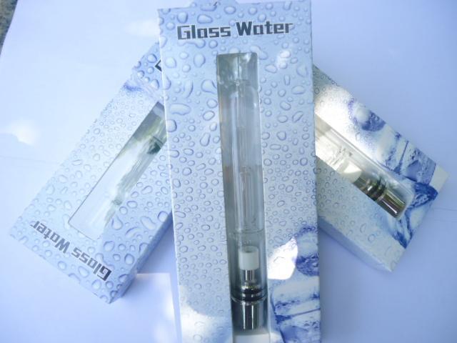 Glas Hookah Verstuiver Vhit Atomizer Tank Droog Herb Wax Vaporizer Kruiden Vaporizers Pen Water Filter Pijp Ecig E Cig Sigaret Bongs Gratis
