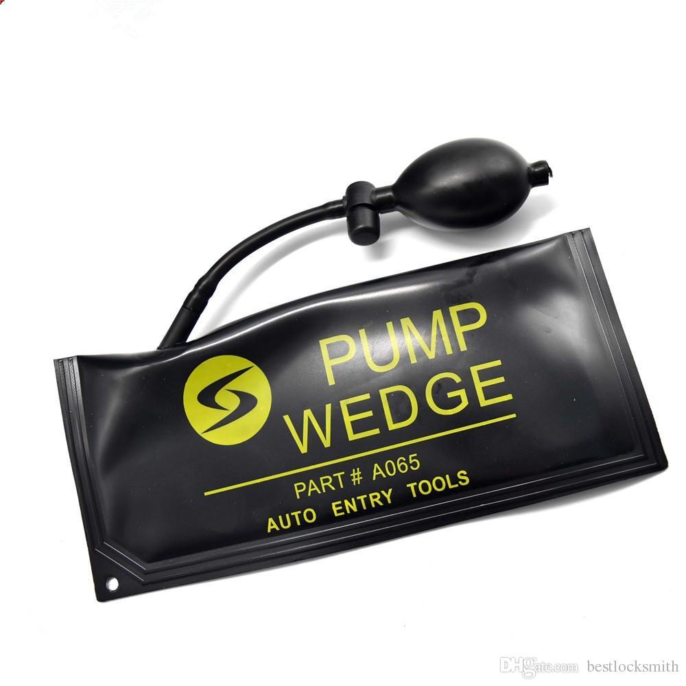 유니버설 에어 웨지 펌프 웨지 자동 진입 도구 전문 잠금 선택 도구 세트 도어 잠금 개막 자물쇠 제조공 도구