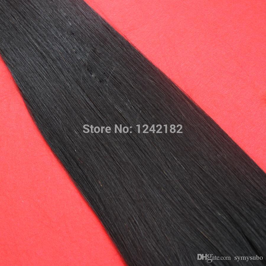 Venta caliente Micro Loop Ring Hair Extension Extensiones de pelo del anillo del cabello indio Micro 1.0 gramos Indian Remy Hair 10-26 pulgadas
