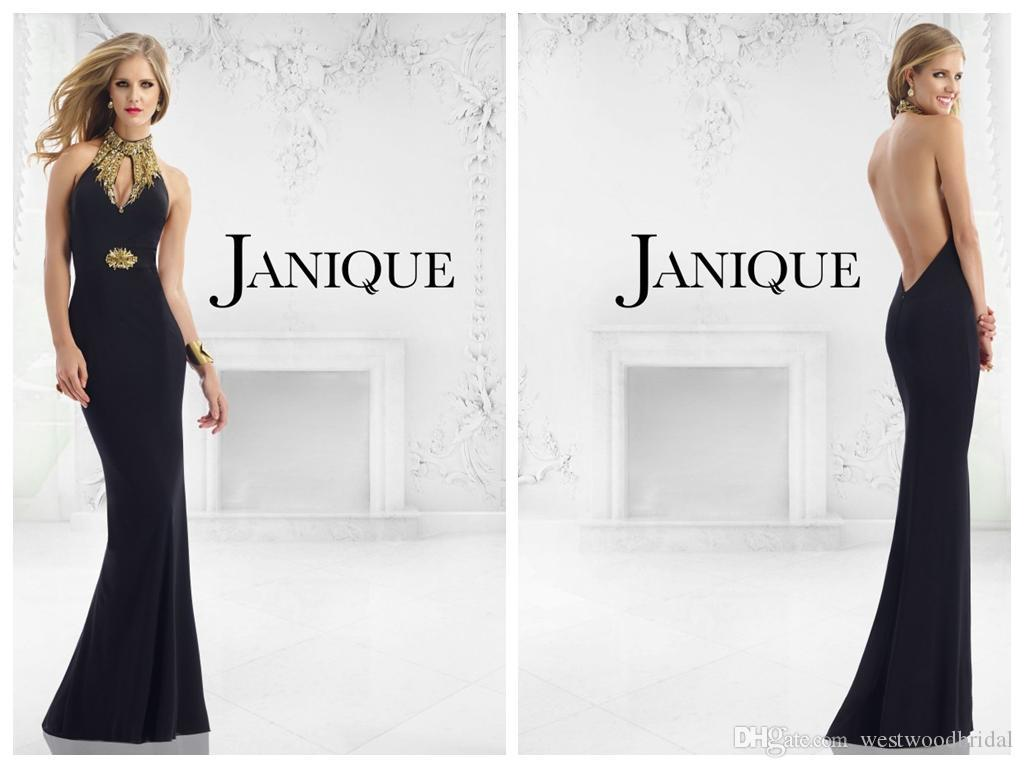 Janique Prom Dresses 2018