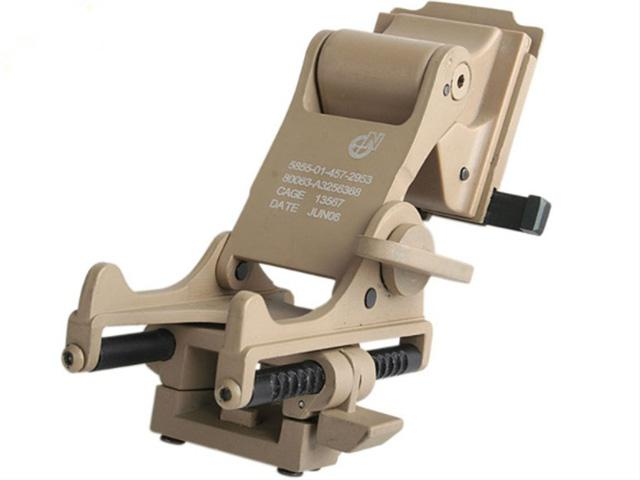 Tactical Fast MICH Helmet NVG Mount For Night Vision