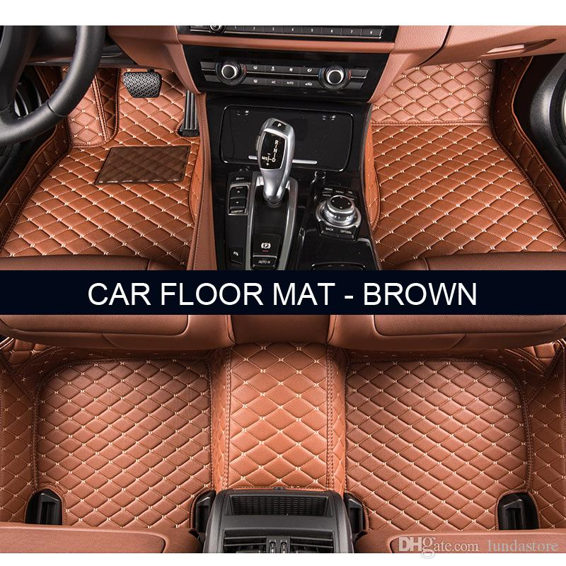 2019 Custom Fit Car Floor Mats For Mercedes Benz A C W204 W205 E