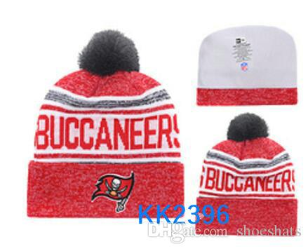 2019 Wholesale Price Fashion Tampa Bay Beanies Winter Football Hats For Men  Women Knitted Beanie Wool Hat Knit Bonnet Beanies Gorro Warm Cap From  Shoeshats 7c9a256c03b