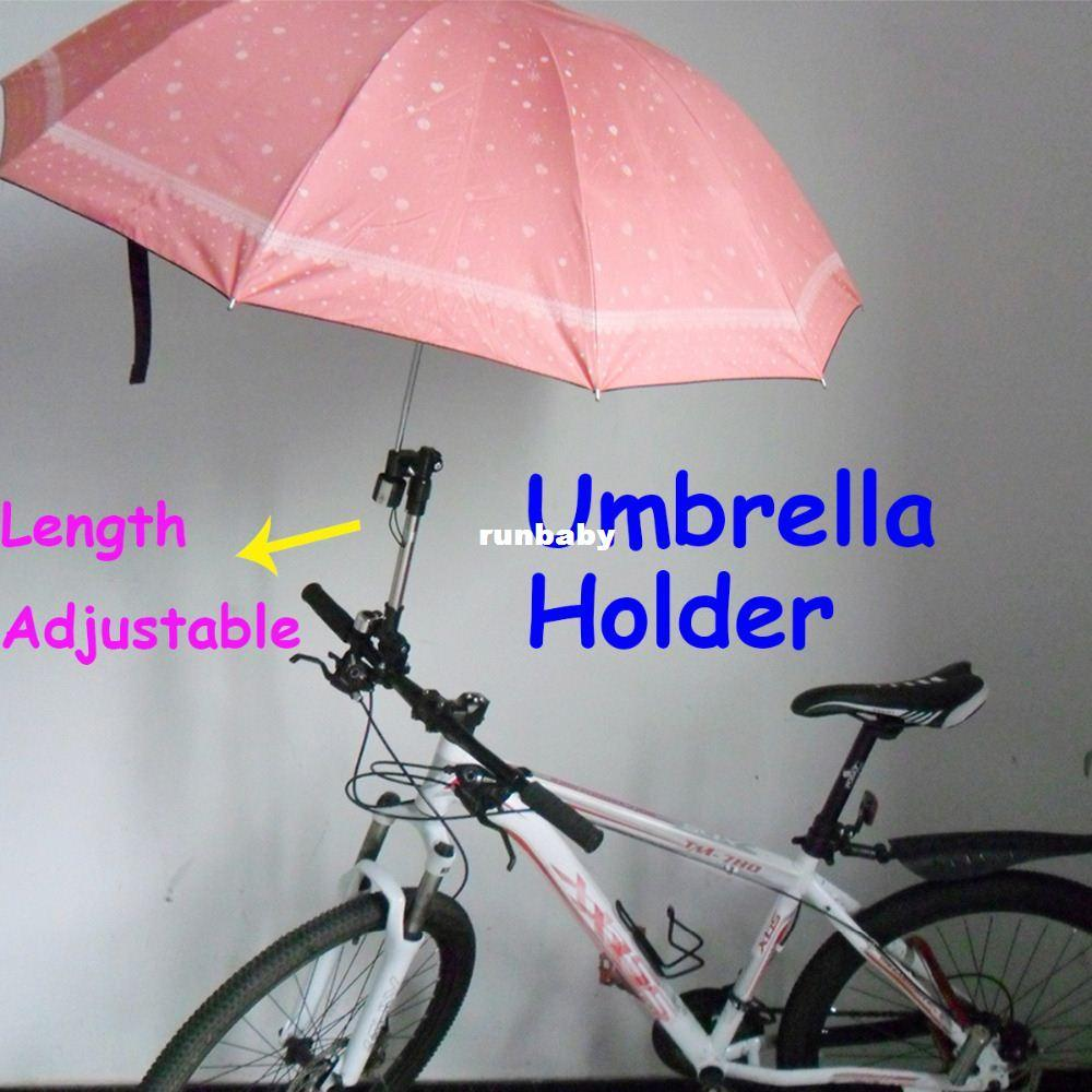 Baby Stroller Umbrella Holder Bracket For Bicycle Bike Wheelchair Adjustable Good Quality Not the Cheaper one