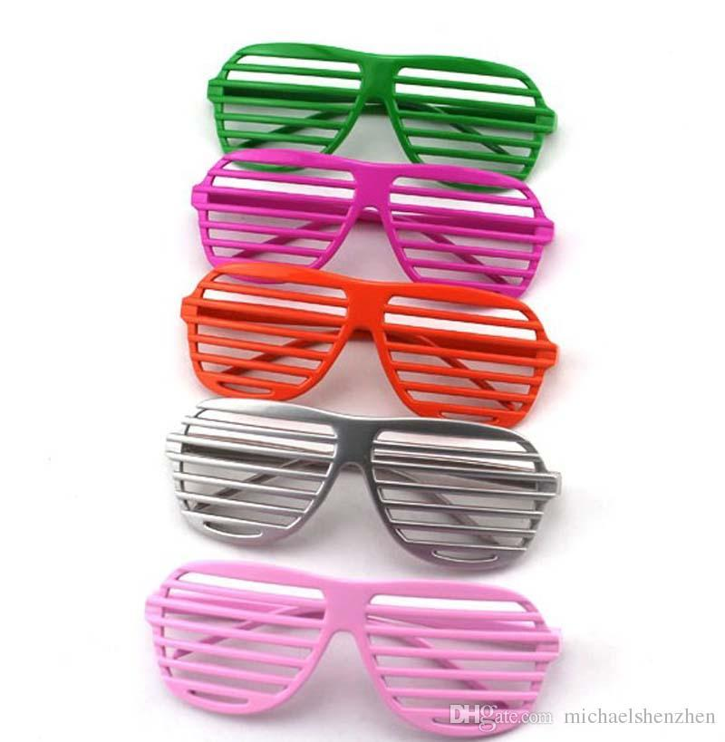 EMS Free fashion Shutter glasses 2015 New Holiday party Jokes