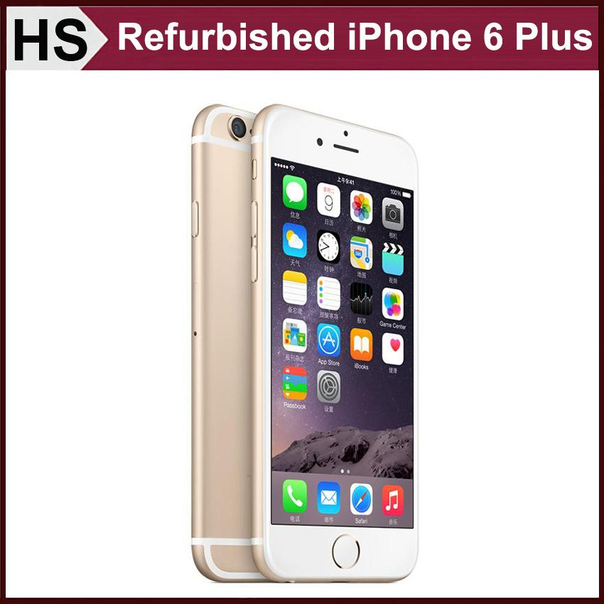 refurbished iphone 5 unlocked original refurbished iphone 6 plus 5 5 4g lte unlocked 9079