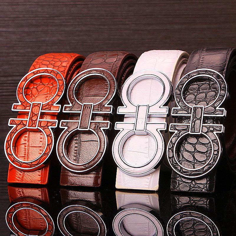 2016 Men Leather Famous Designer Belts For Men Style Belt