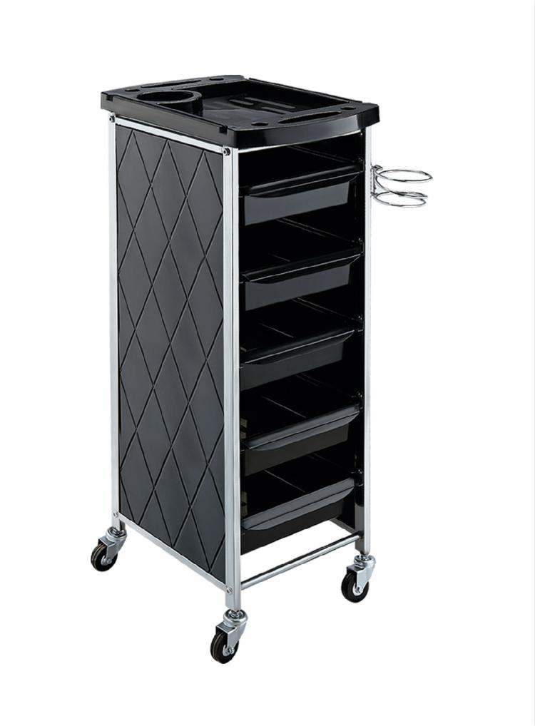 2018 hairdressing tool hair salon trolley a haircut tools bring solar or lunar halo blowing. Black Bedroom Furniture Sets. Home Design Ideas