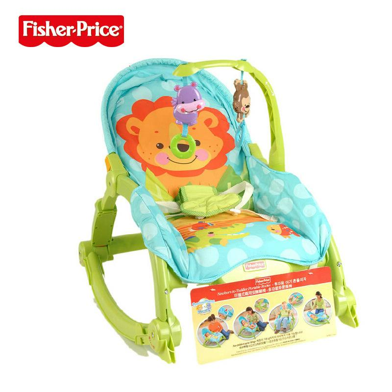 Fisher Price Infant Baby Electric Rocking Chair Recliner Appease Rocking  Chair W2811 Fisher Authorized Support Counter Inspection