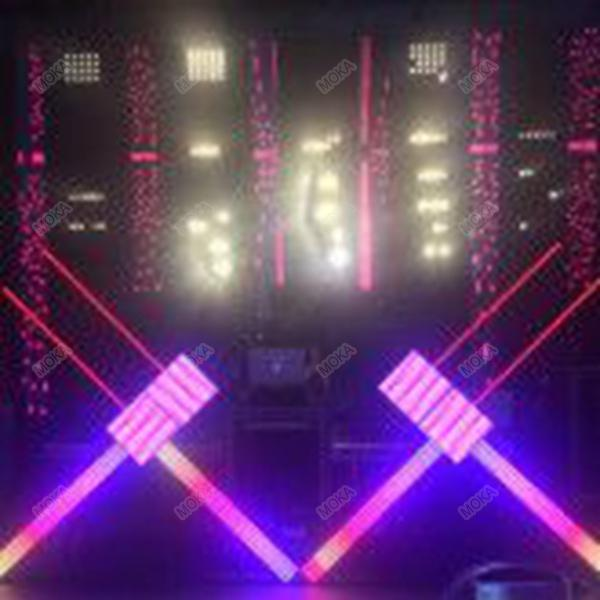 Moka mk lw10 stage effect led bar light dmx dream lighting equipment moka mk lw10 stage effect led bar light dmx dream lighting equipment for stagepubdiscoparty led stage lighting led stage lights from wisonvan aloadofball