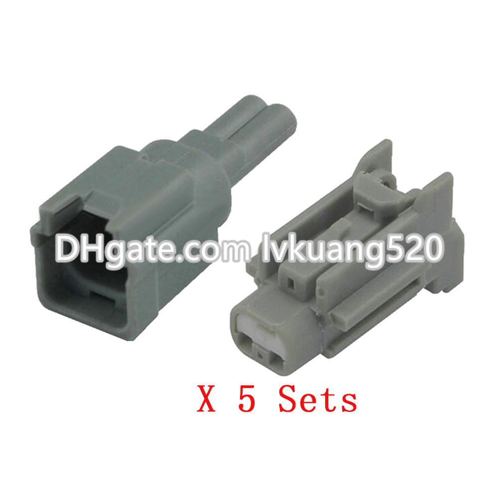 Wondrous 2019 2 Pin Female And Male Automotive Wiring Harness Connector Plug Wiring Cloud Hisonuggs Outletorg