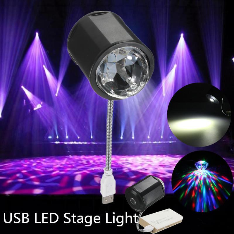 Commercial Lighting Remote Controller Crystal Magic Ball Laser Light Disco Dj Party Birthday Room Decor Tw Dmx512 Led Stage Lighting Multi Color Lights & Lighting