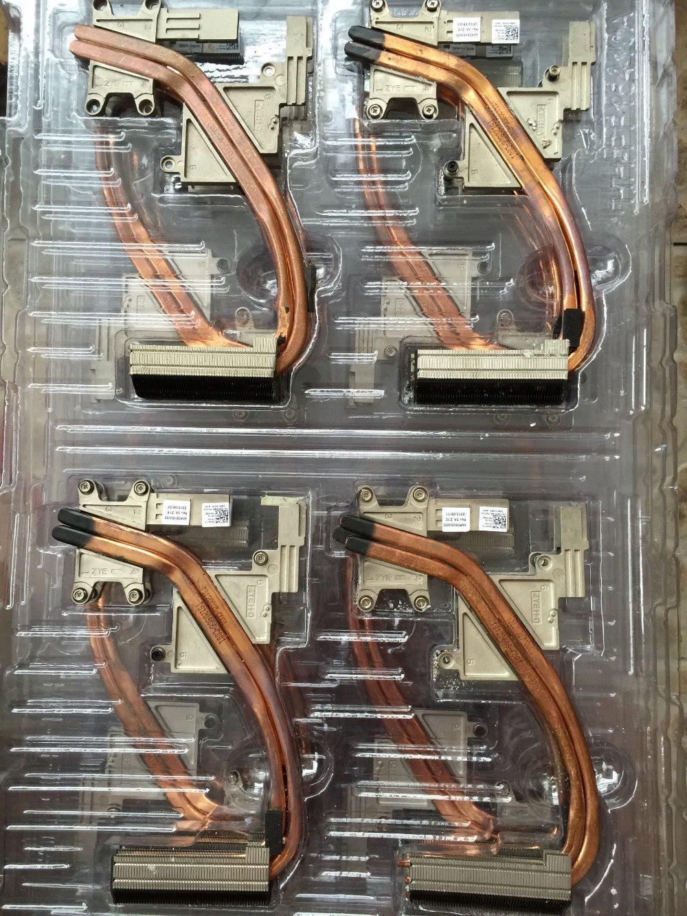 100 ٪ جديد الأصلي LAPTOP وحدة المعالجة المركزية التبريد القارئ لديل INSPRON 5420 N5420 7420 N7420 RHF88