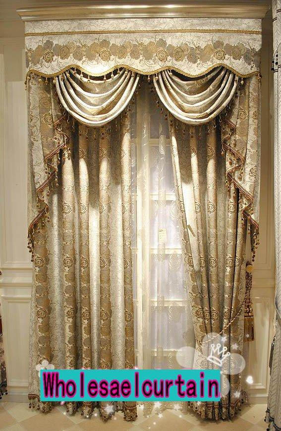 Custom Size+Print+Cheap Made To Measure Curtains,Sheer,Valance+ ...