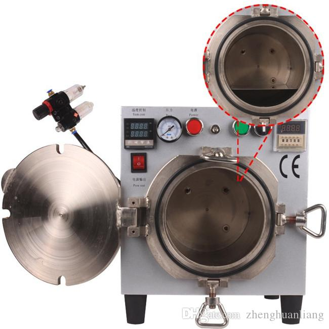Autoclave LCD OCA Bubble Remove Removing Machine Remover Equipment for Iphone & Sumsung & HTC LCD Screen Repair
