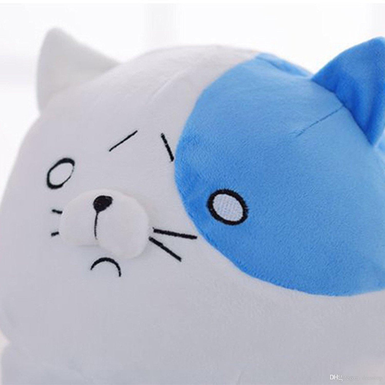 Kostenloser Versand Japanischen Anime Figuren Puppe Natsumes Buch der Freunde Katze Lehrer Plüsch Keychain Stofftier Spielzeug Weihnachtsschmuck Geschenk