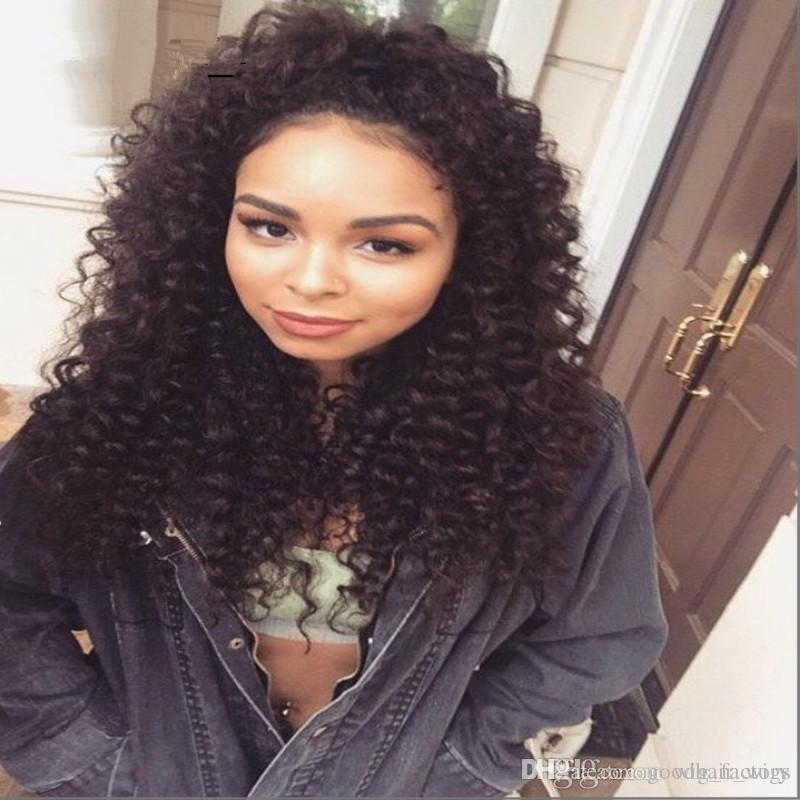 Full Lace Wig With Baby Hair Best Quality Swiss Lace Wigs For Black