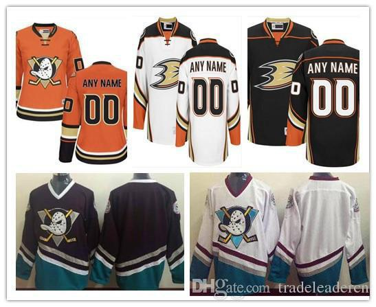 7ce4fa9a3eefc ... promo code for best stitched custom anaheim ducks mens womens youth  orange white black third mighty