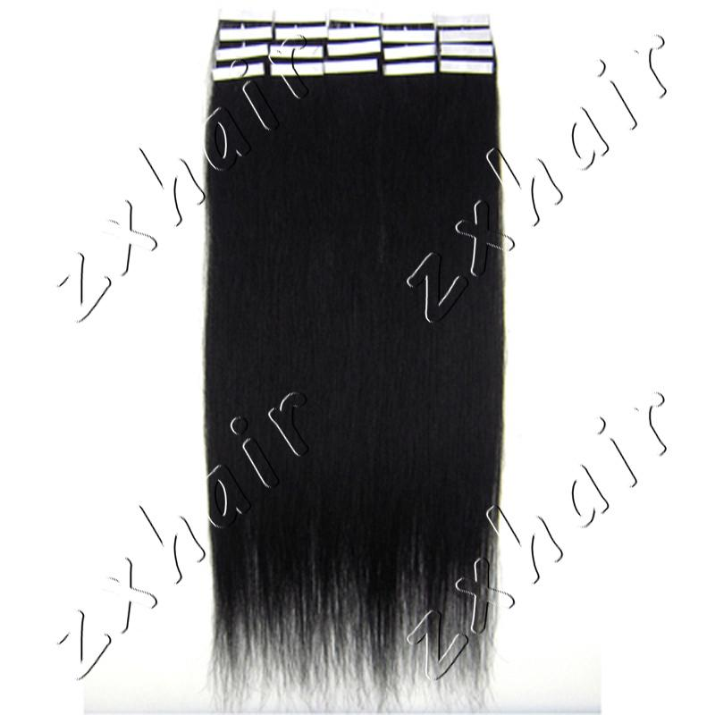Good Quality 16inch Silky Straight Tape In Hair Extension 30gpack