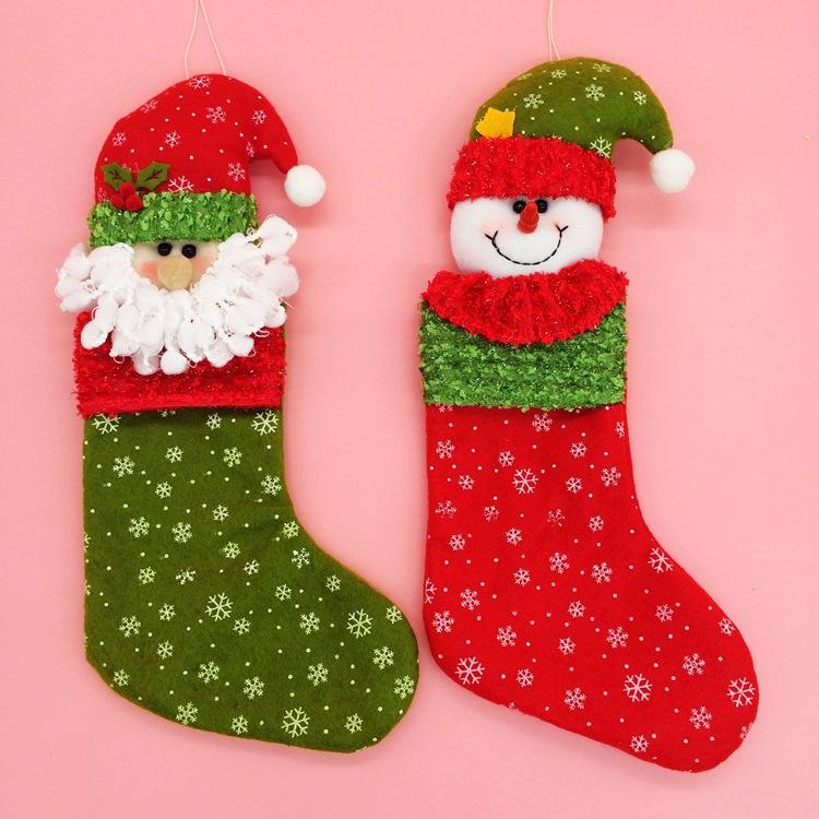 Funny Socks Snowman Christmas Products Christ Stockings Deer ...