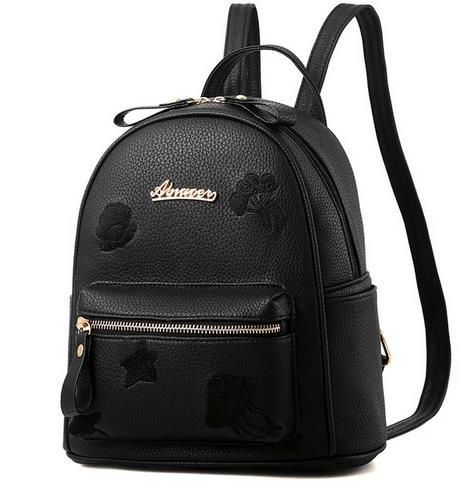 Lady New Embroidery Unique Nice School Bag Travel Rucksack Shoulder Bags  Women National Style Backpack Gifts Black Camo Backpack Batman Backpack  From ... ef7603f43d052