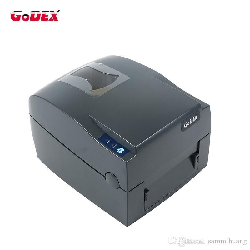 Godex G500U rótulo térmico e código de barras largura de impressão 108 milímetros impressora pode suportar imprimir tag Jóias e vestuário tag máquina de etiqueta