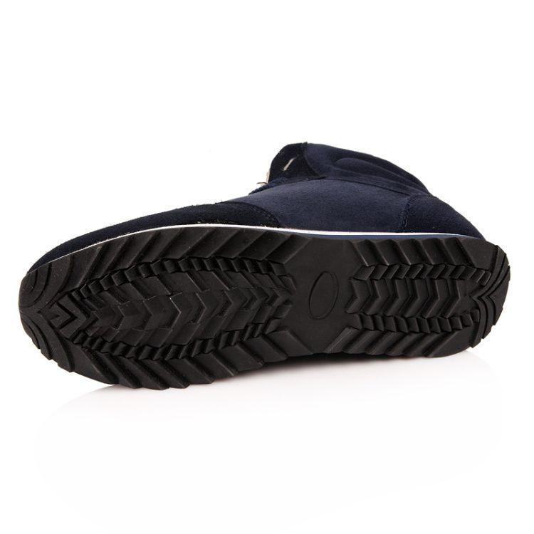 Nowy zimowy buty śniegu mężczyźni mężczyźni na zewnątrz buty, koronki ciepłe pluszowe futro kobiety buty buty miłośnicy buty