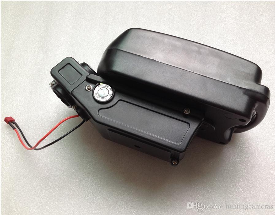 48 В 12 А для лягушка случае литиевая батарея для электрический велосипед ebike литий-ионный аккумулятор с BMS и зарядное устройство бесплатная доставка