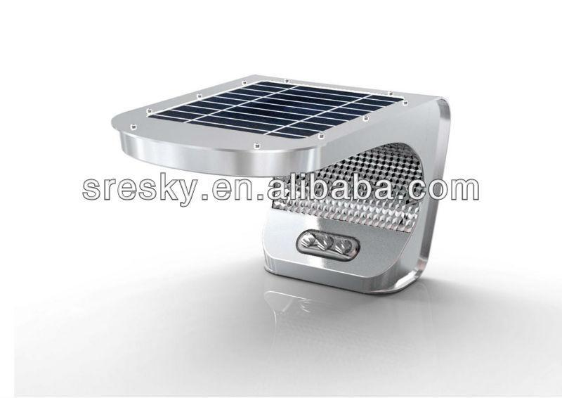Wall Light,solar Lamp Solar Light Led Outdoor Motion Sensor Light Sresky  ESL 08 Super Solar Wall Light